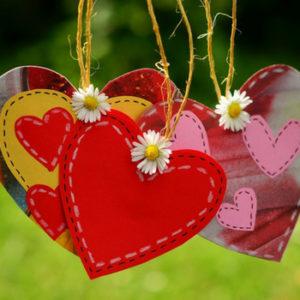 תמונת לבבות לבלוג ואהבת